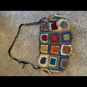 Crochet, crossbody, original.. no others